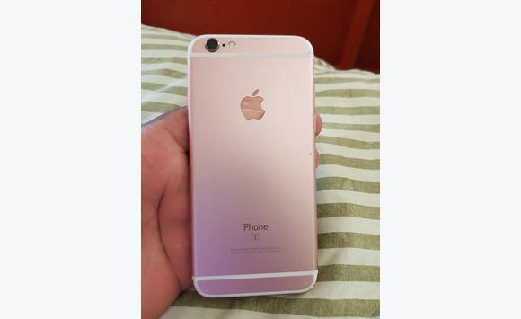 Iphone 6s Rose Gold Telephony Sint Maarten Cyphoma