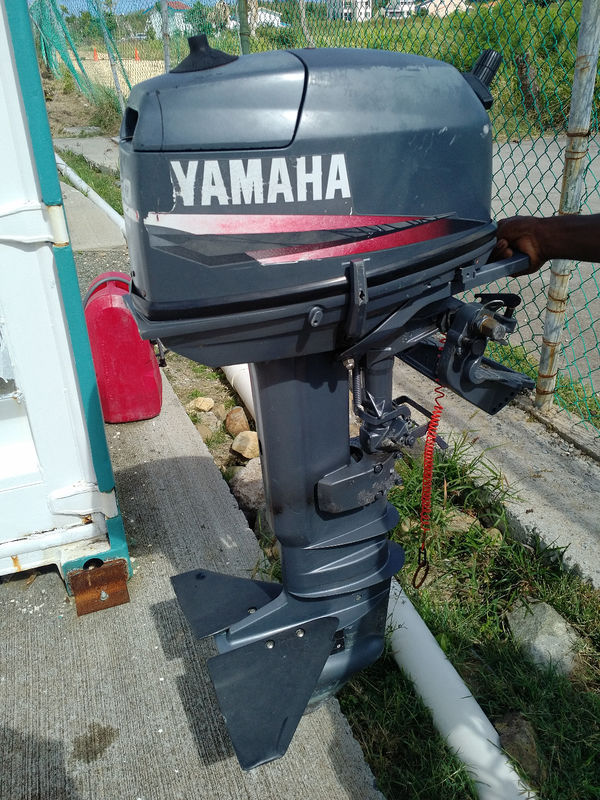 30hp outboard yamaha 2 stroke annexes remorques sint for Yamaha 30hp 2 stroke