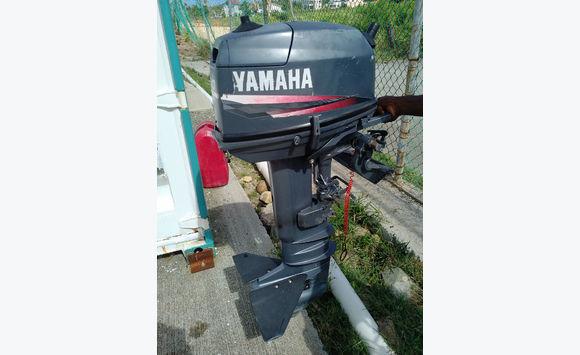 30HP yamaha 2 stroke outboard