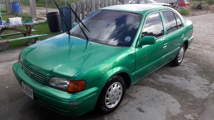 1999 Toyota Tercel