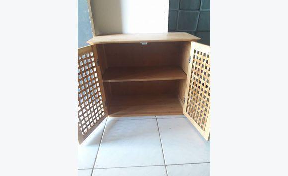 Meuble salle de bain bambou annonce meubles et for Vente salle de bain martinique
