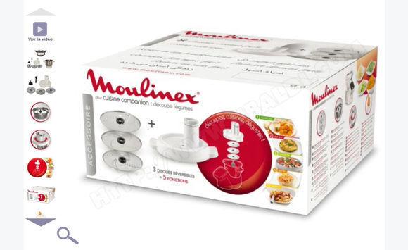 My Moulinex Nine Companion Accessory