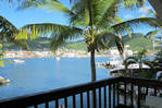 Waterfront Condo 1 Br & 2 bths turn key SBYC SXM