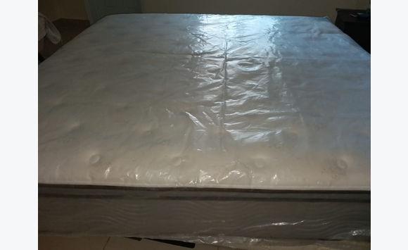 Matras King Size : Nieuwe kingsize super kussen matras meubels decoratie sint