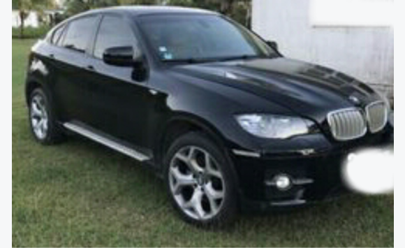 bmw x6 e71 40d 306ch de 2012 avec 98000km voitures martinique cyphoma. Black Bedroom Furniture Sets. Home Design Ideas
