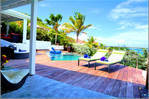 Ocean view 3 bedroom 4 baths villa, Orient Bay