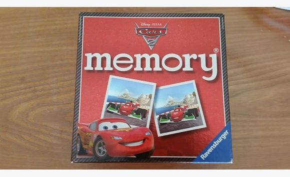 Memory 72 cards