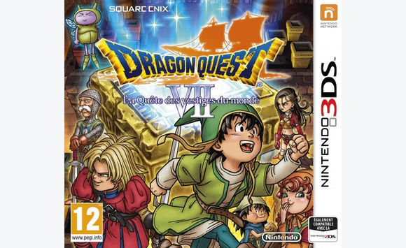 Dragon Quest VII, NINTENDO 3 DS