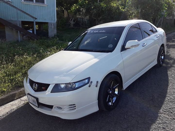 ... Honda Accord Type S Antigua And Barbuda ...