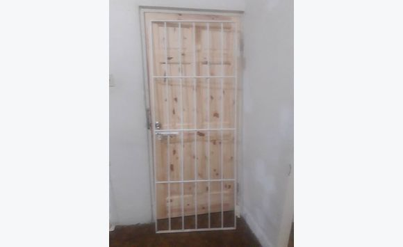 Wrought Iron Bars - sized for doors and windows & Wrought Iron Bars - sized for doors and windows - Classified ad ...