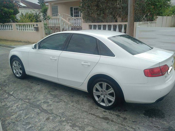 Audi A Cars Barbados - Audi car 2010