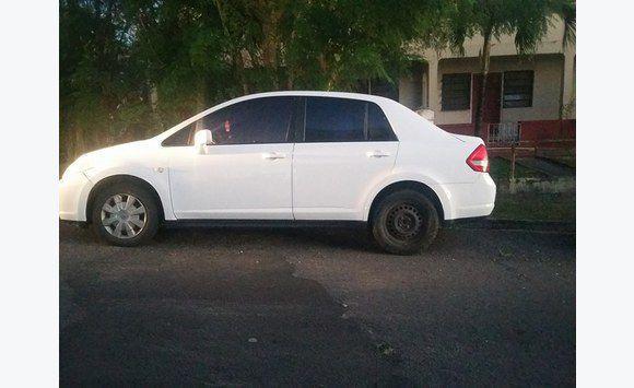 Nissan Tiida - Classified ad - Cars Parish of Saint John Antigua and ...