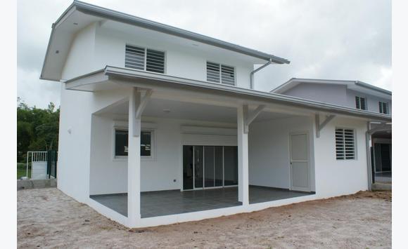 villa 4 pi ces matoury annonce locations maison matoury guyane. Black Bedroom Furniture Sets. Home Design Ideas