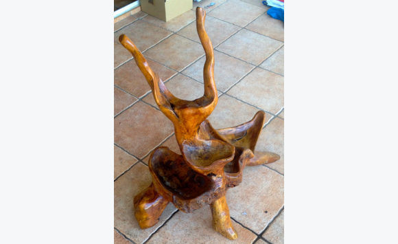 Teak root furniture - Classified ad - Furniture and Decoration ...