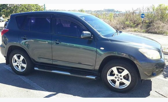 c26b822088 2007 Toyota Rav 4 - Cars Barbados • Cyphoma
