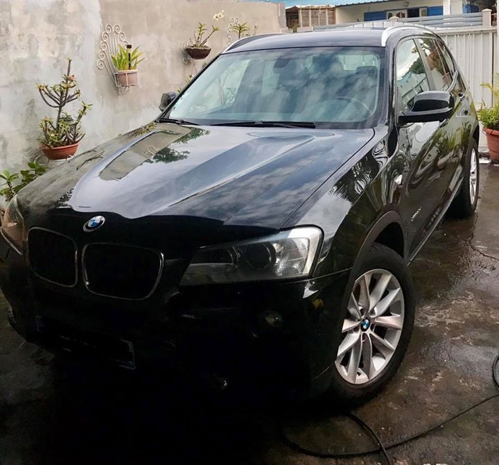 bmw x3 f25 xdrive 20d 184cv voitures la r union cyphoma. Black Bedroom Furniture Sets. Home Design Ideas