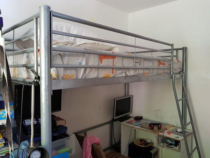 lit superpos annonce meubles et d coration les abymes guadeloupe. Black Bedroom Furniture Sets. Home Design Ideas