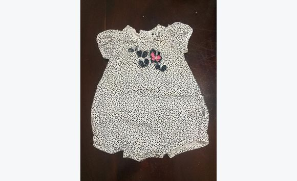 Dresses, rompers and little out fits for baby girls