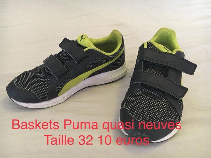 basket puma 32