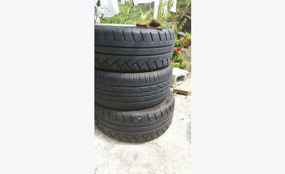3 tires 205/45r16