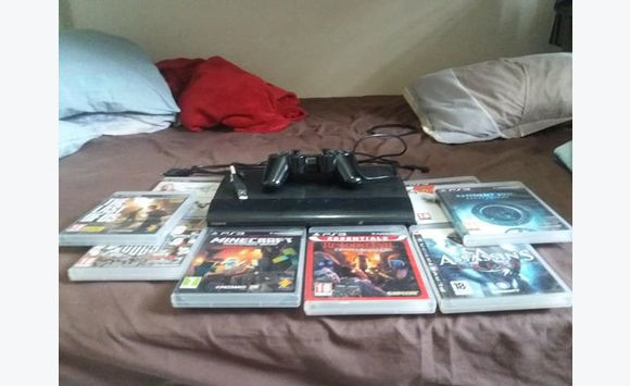 Playstation 3 Slim (500GB)