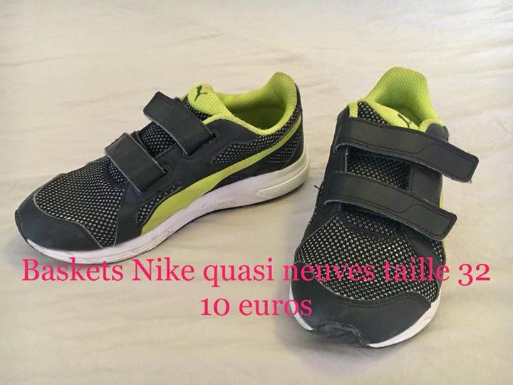 chaussure nike a 10 euro