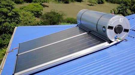 chauffe eau solaire gratuit