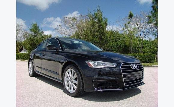 Audi A6 2. 0T ultra Premium 2016 - Cars Saint Lucia