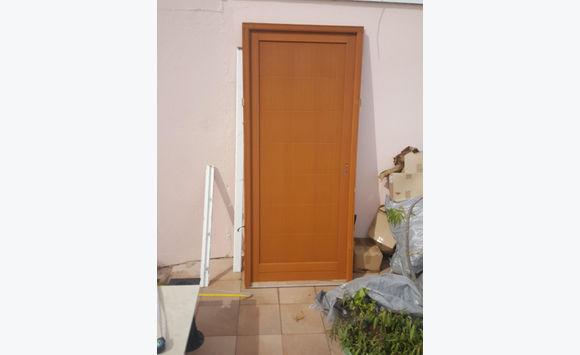 New exotic wood door & New exotic wood door - Furniture and outdoor equipment Saint Martin