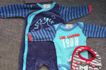 Clothing from birth to 3 months