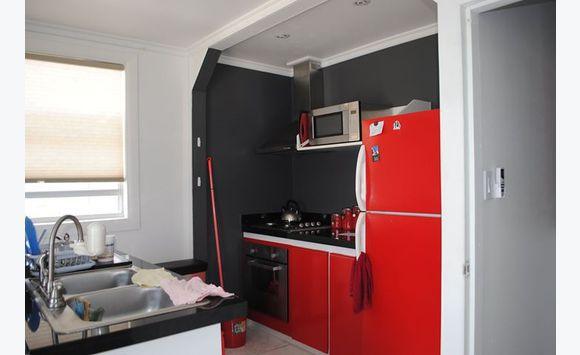 1 Slaapkamer Appartement : Gemeubileerd appartement met slaapkamer utilities opgenomen