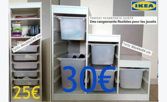 Storage Ikea Trofast Opportunity Furniture And Decoration Saint