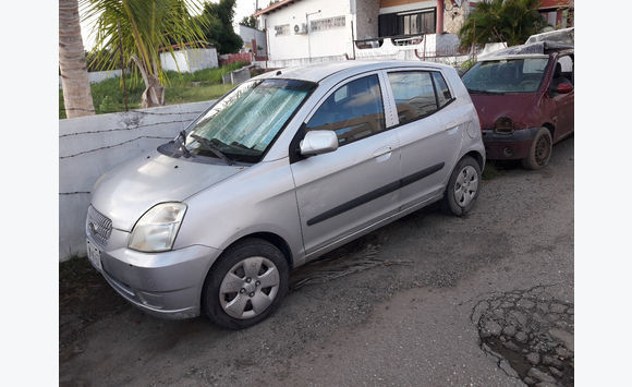 2008 kia picanto bonne condition fiable annonce voitures cole bay sint maarten cyphoma. Black Bedroom Furniture Sets. Home Design Ideas