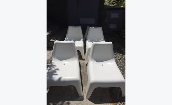 Chaises Exterieur Ikea Bon Etat Mobilier Et Equipement D Exterieur
