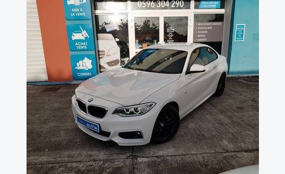 Bmw Serie 2 Coupe 218i 136ch M Sport
