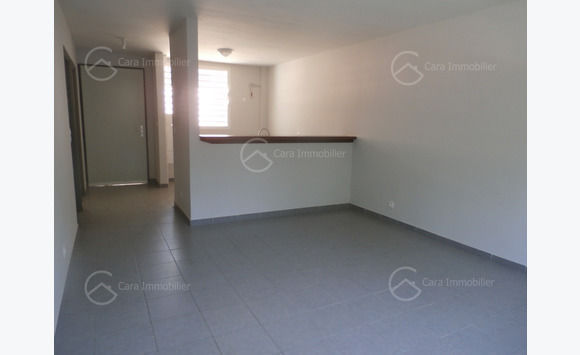 Appartement de type T2 en Rdc