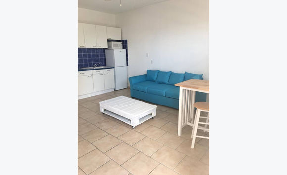 cupecoy : furnished and renovated 1bedroom