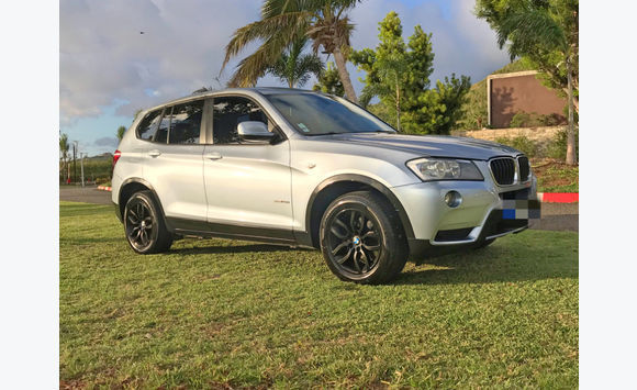 BMW X3 Xdrive Sport Design