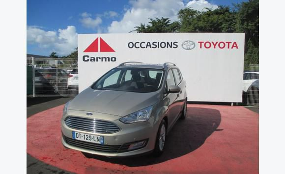 Ford C-Max 1. 5 Tdci 120ch Stop&Start.