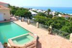 Spaanse stijl zeezicht villa Pelican Key