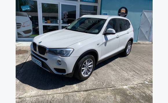Bmw X3 (2) sDrive18d 150ch Executive Bva8