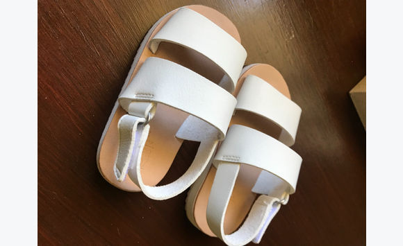 Zara new Baby sandals size 21