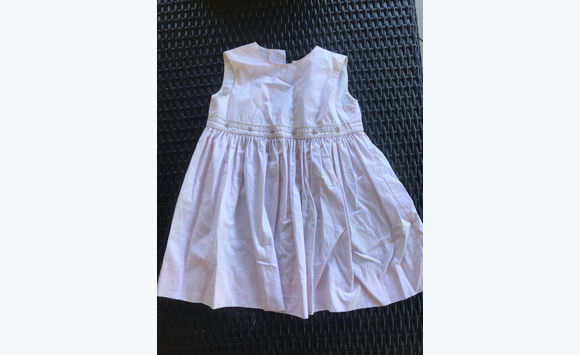 Ceremony girl dress size 2