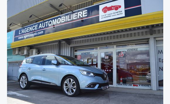 Renault Scénic Grand dCi 130 7 places