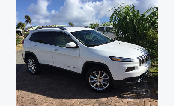 Jeep Cherokee 2017 Excellent condition