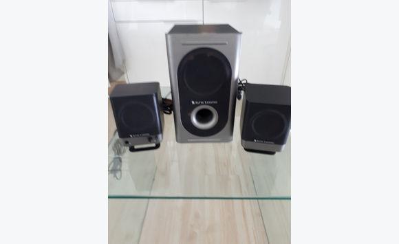 Amplified speaker system, Altec Lansing 221