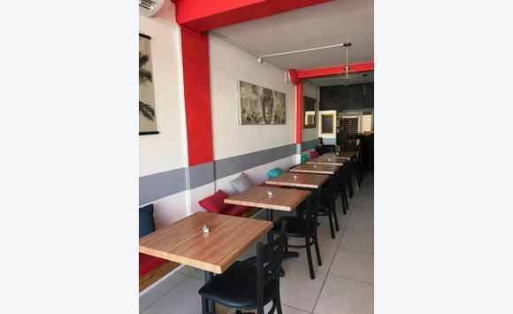 Marigot : Fonds de commerce restaurant