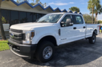 ford f350 xl crew cab heavy duty 6. 7l turbo diesel