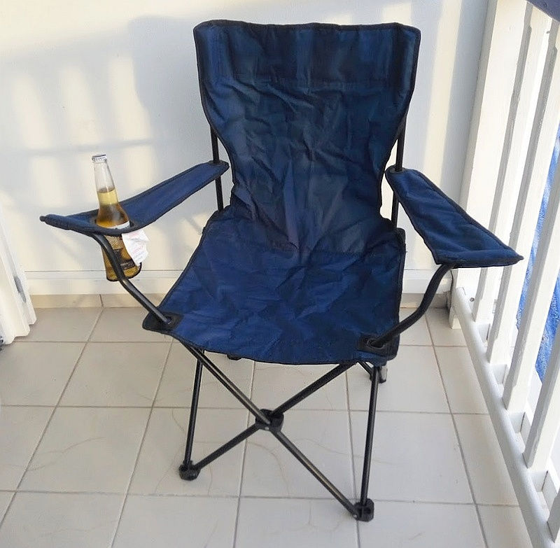 Chaise De Plage Pliable Saint Martin
