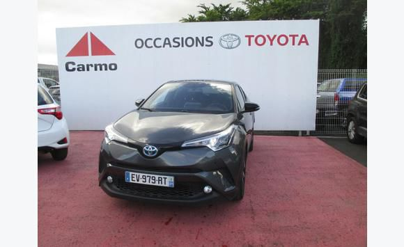 Toyota C-Hr 122h Distinctive 2Wd E-Cvt.